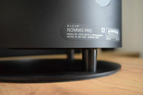 Razer Nommo Pro / fot. techManiaK.pl