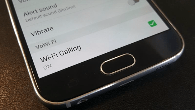 Verizon WIFI Calling