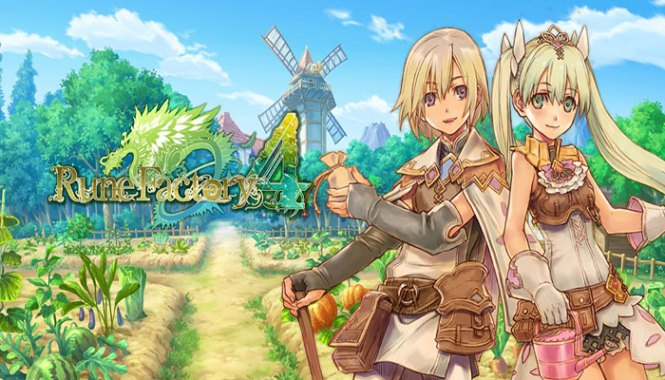 games like Harvest Moon pc