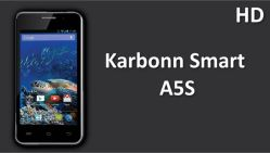 KKarbonn SmaUploaded To Karbonn Smart Aarbonn Smart A5S