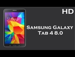 Samsung Galaxy Tab 4 8.0 comes with 1.2 Ghz Quad Core Processor,