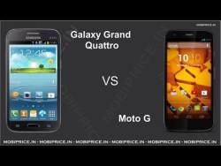 Samsung Galaxy Grand Quattro vs Moto G