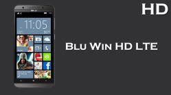 Blu Win HD LTE Youtube