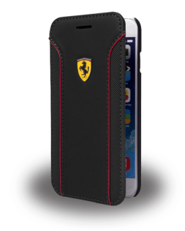 Genuine Ferrari book covers for ip 6s and IP7