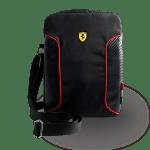 Original Ferrari 17 inches black laptop bag