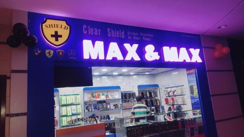 Giga Mall Ground Floor