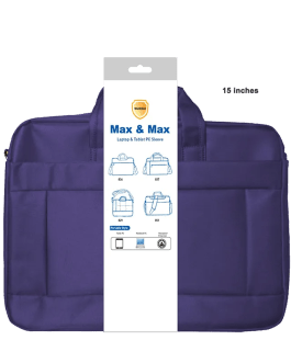Laptop Sleeve Bag 15 inches blue