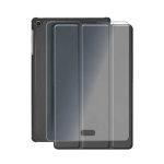 Samsung Tab S6 Book Cover 10.5″ (Mountain Gray) With Tempered Glass