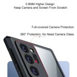 XUNDD Case For Samsung Note S20 Ultra 5G Protective Phone Case Shockproof Cover Transparent Shell Airbag Bumper Antifall