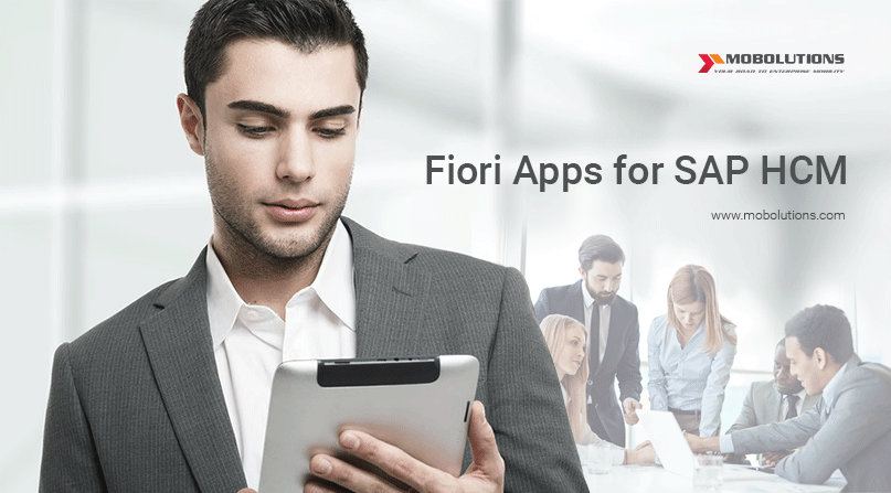 SAP HCM Apps - FIORI Apps