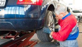 Auto repair business