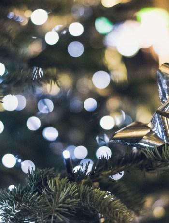 Vorweihnachtszeit Lichterglanz