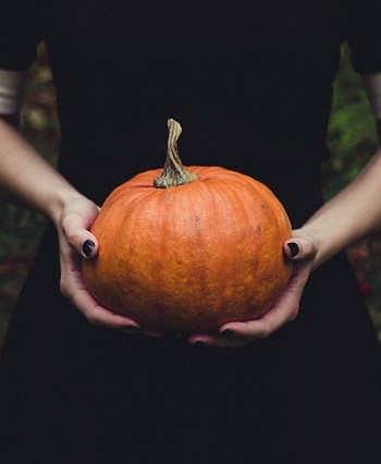 Rezept zum Pumpkin Spice Sirup mit Rezeptkartendownload