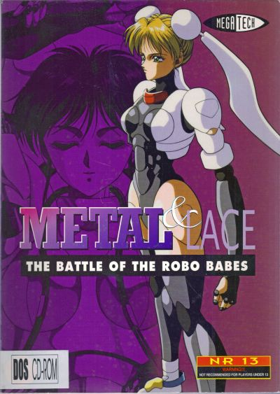 Metal & Lace: The Battle of the Robo Babes for DOS (1993 ...