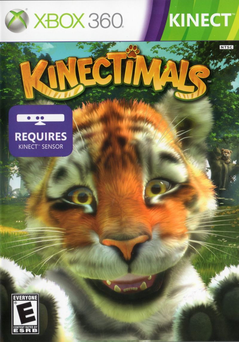 Kinectimals 2010 Xbox 360 Credits Mobygames