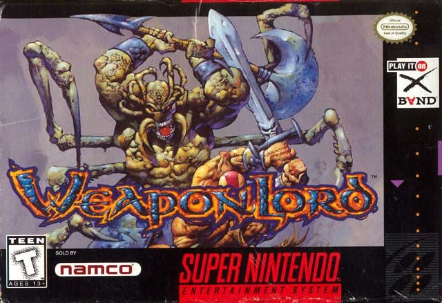 Weaponlord For Genesis 1995 Mobygames