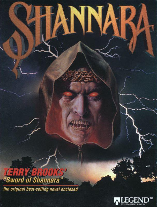 Shannara DOS Front Cover