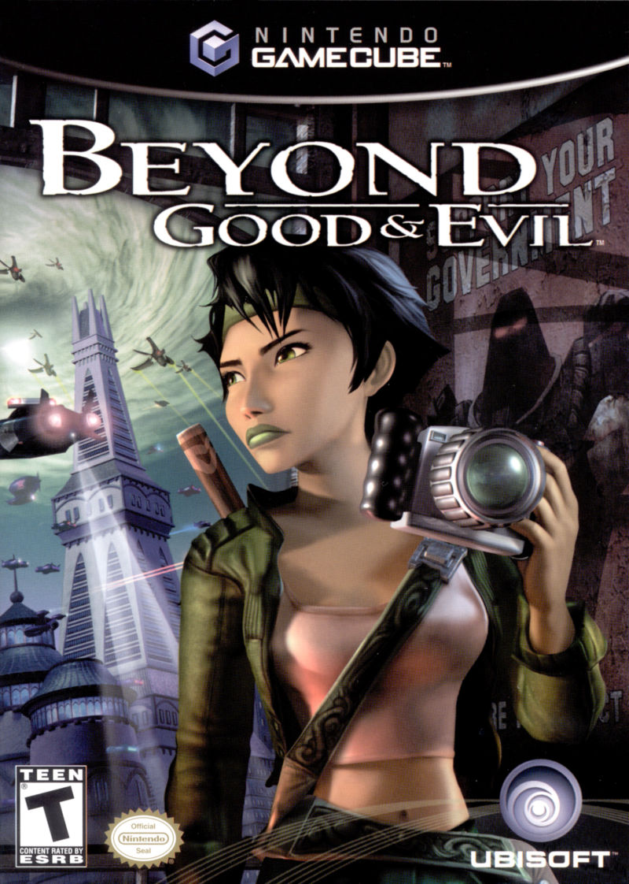 Beyond Good Amp Evil For GameCube 2003 MobyGames