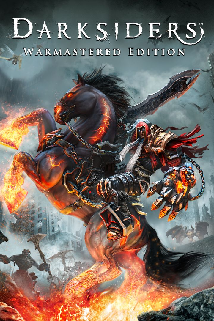 Darksiders Warmastered Edition For Xbox One 2016