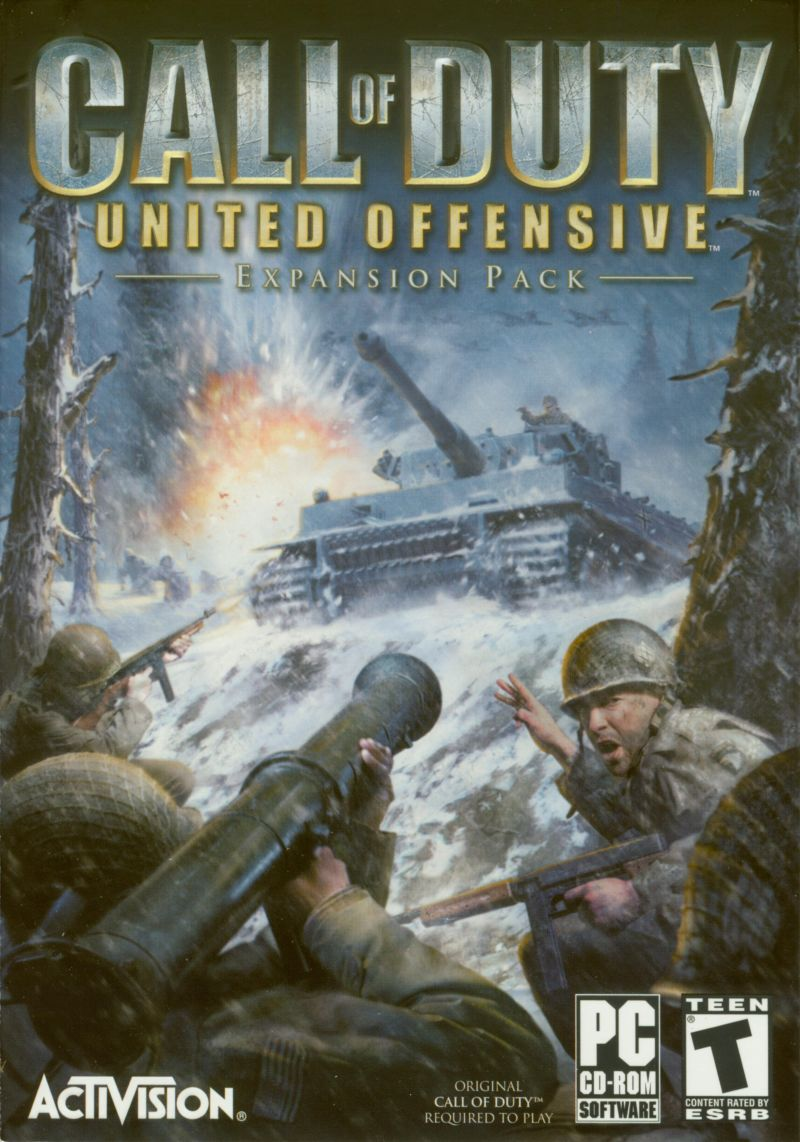 Call Of Duty United Offensive For Macintosh 2004