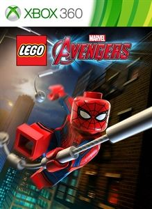 LEGO Marvels Avengers Spider Man Character Pack 2016 Xbox 360 Box Cover Art MobyGames