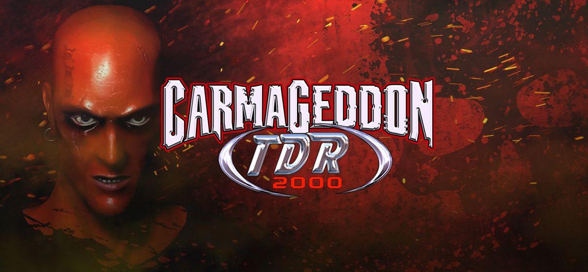 Carmageddon 3 TDR 2000 2000 Windows Box Cover Art