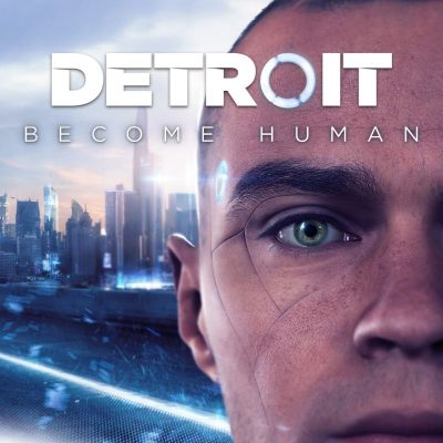 Detroit: Become Human (2018) PlayStation 4 box cover art ...