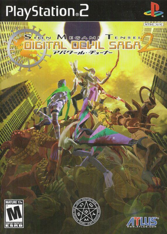 Shin Megami Tensei Digital Devil Saga 2 For Playstation 2