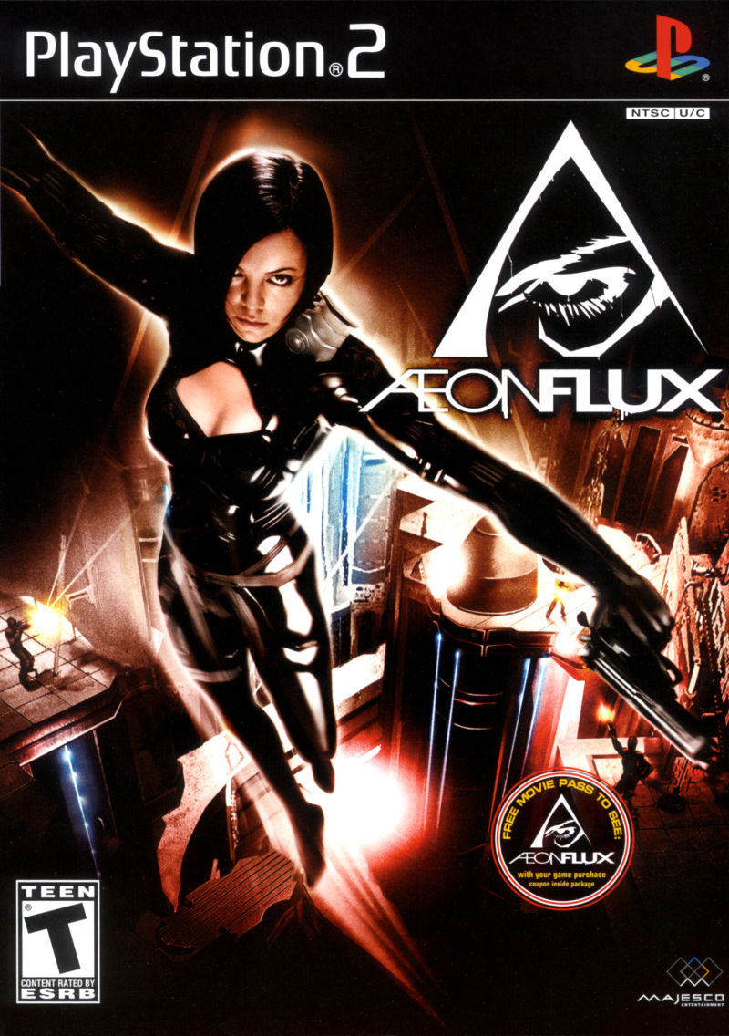 On Flux For PlayStation 2 2005 MobyGames