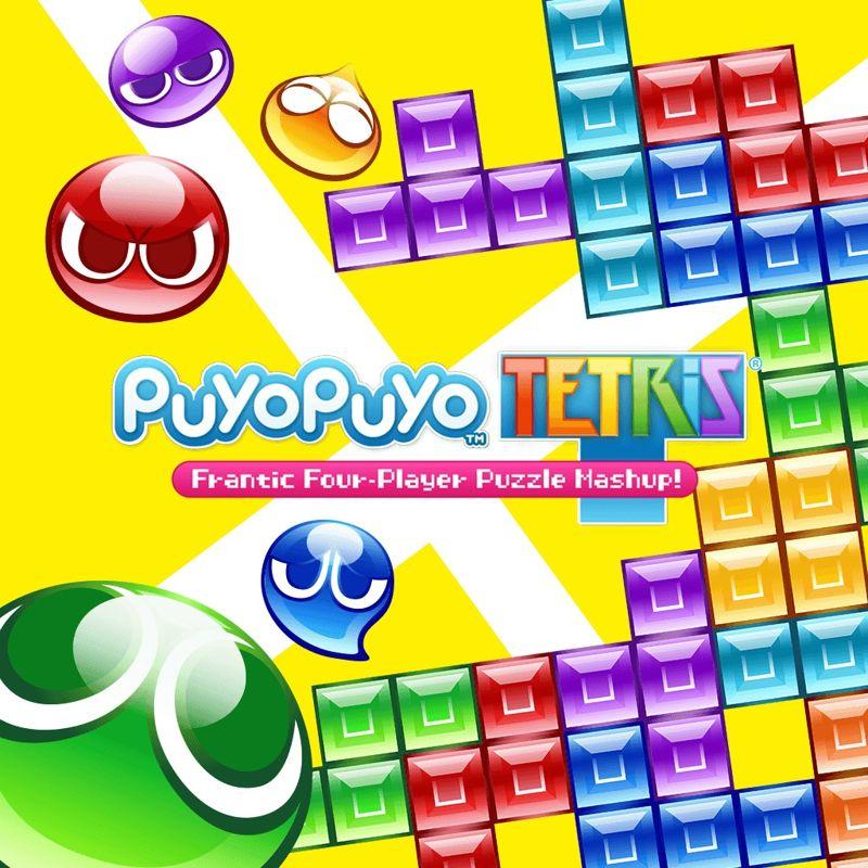 Puyo Puyo Tetris For Playstation 4 2014 Mobyrank Mobygames