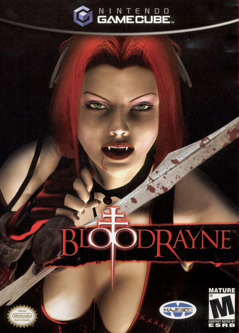 BloodRayne For GameCube 2002 MobyGames