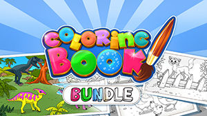 Coloring Book Bundle For Nintendo Switch 2019 Mobygames