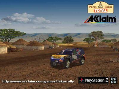 Paris-Dakar Rally Wallpaper