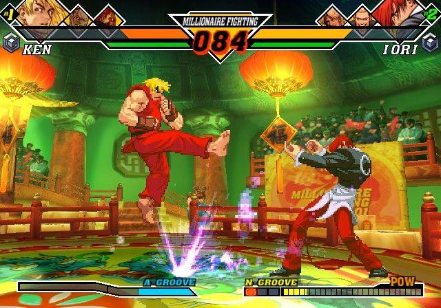 Resultado de imagen para Capcom vs. SNK 2