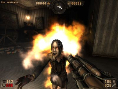 Painkiller: Battle Out of Hell Windows One of the first monsters in this add-on.