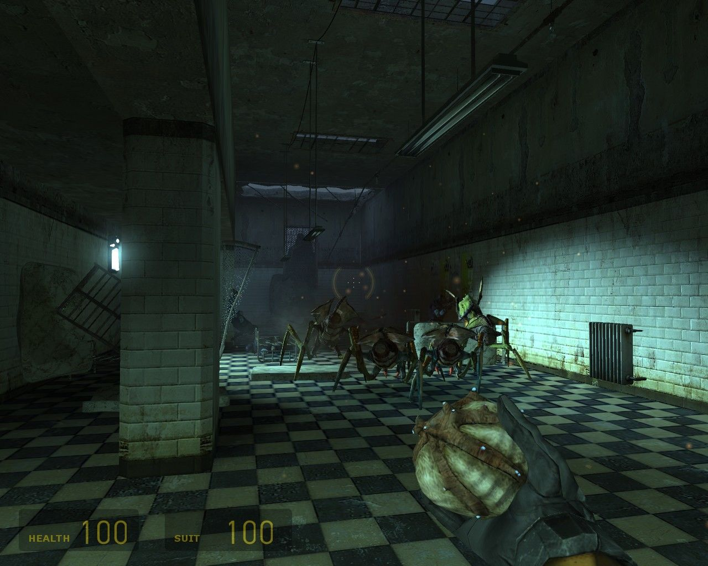 Half Life 2 Screenshots For Windows