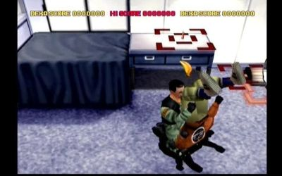 Dynamite Cop! Dreamcast Pile Driver
