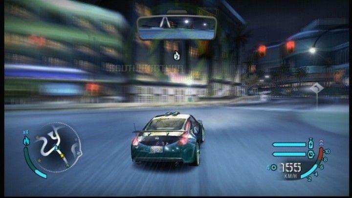 Nfs Underground Xbox Cover