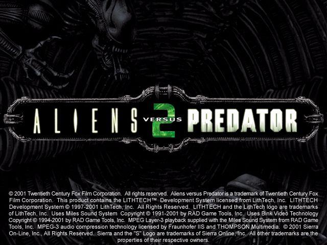 Aliens Versus Predator 2 Screenshots For Windows MobyGames