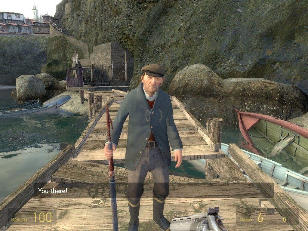 Download Half Life 2 Lost Coast Full Free