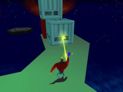 Blasto PlayStation Crates