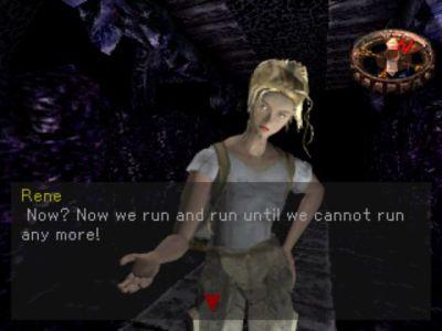 Hellnight PlayStation Good advice