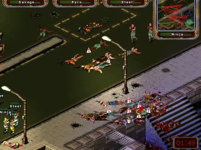 Abomination Windows Defending a device against waves after waves of enemies