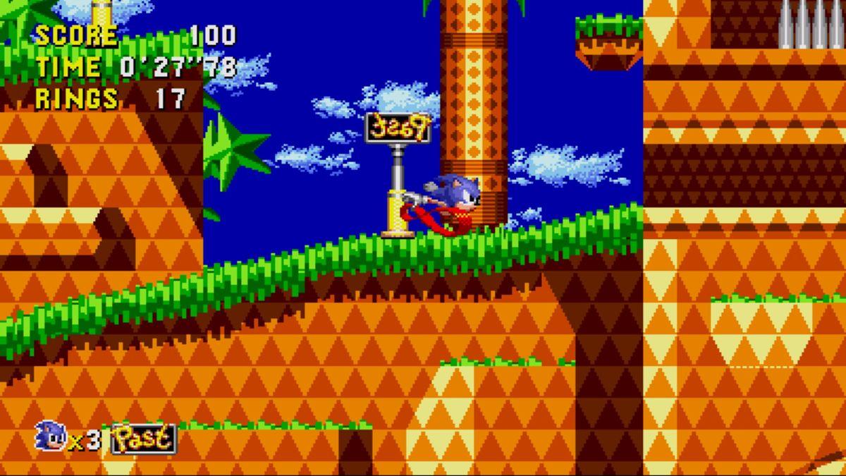 Image result for sonic cd screenshot