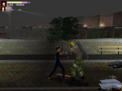 The Rage Windows lisa vs man with bazooka