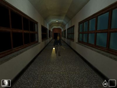 White Day: A Labyrinth Named School Windows I'm being chased by the crazy janitor