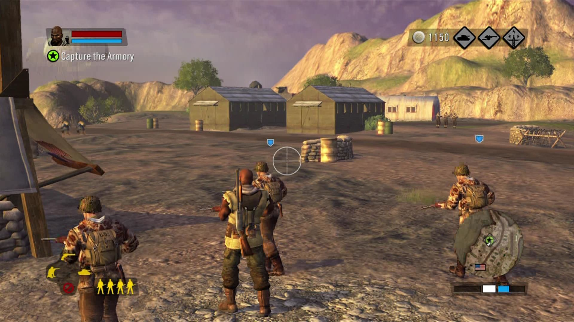 The Outfit Screenshots For Xbox 360 MobyGames
