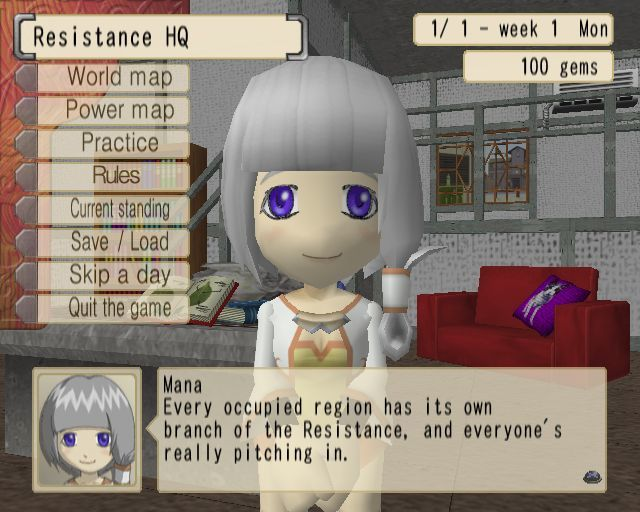 Ultimate Mind Games Screenshots for PlayStation 2   MobyGames All the game controls are on the left