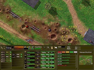Close Combat: A Bridge Too Far Windows Zoom