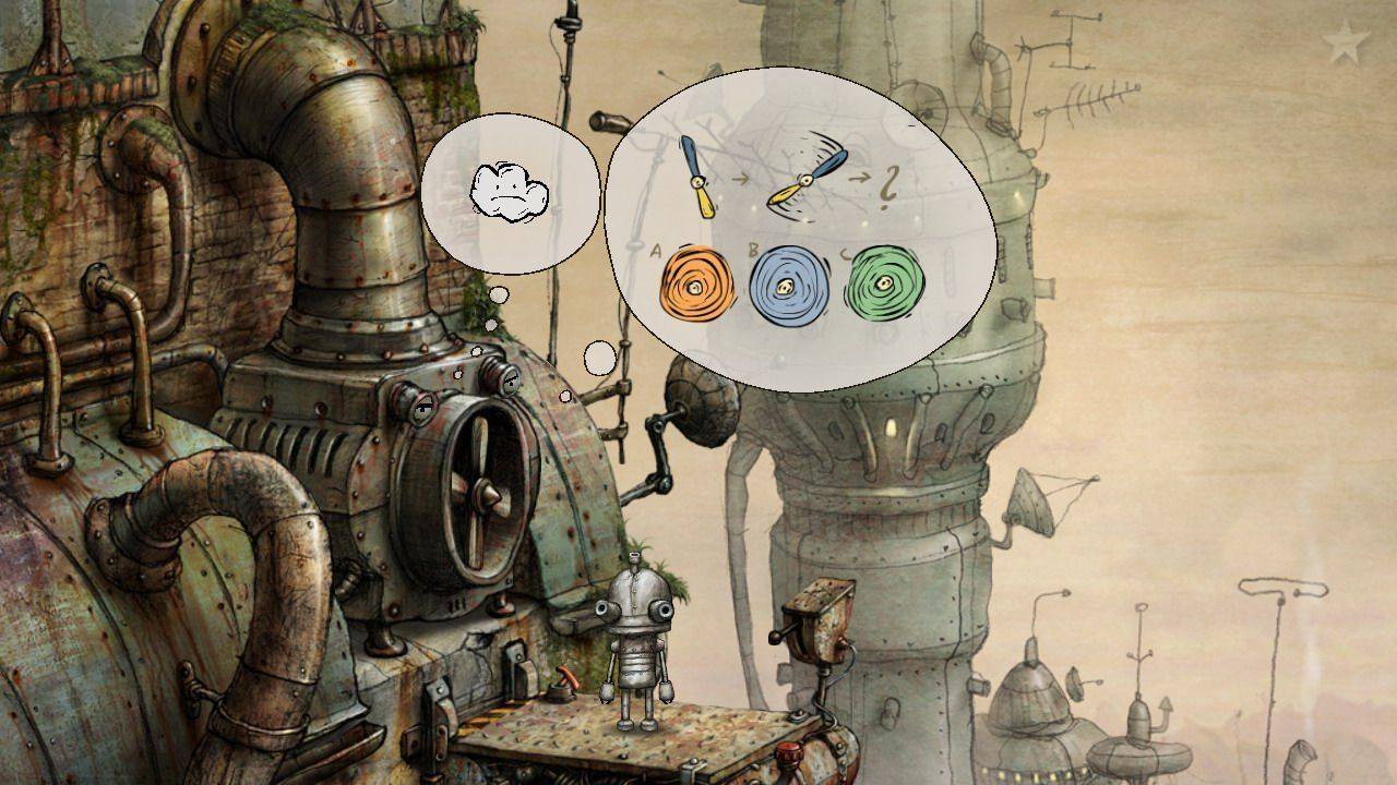 Machinarium Android Answering the fan's questions